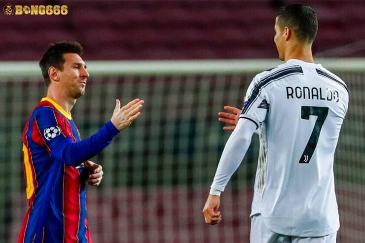 Ronaldo - Messi phong độ vẫn mạnh mẽ, ngang tài ngang sức