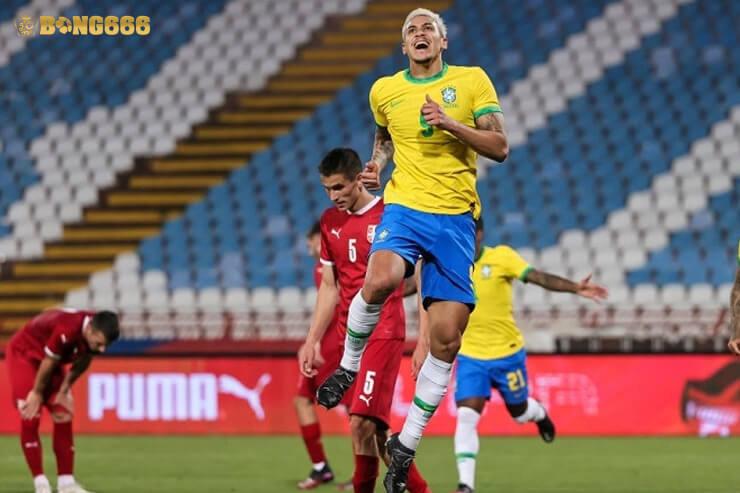 Soi kèo U23 Brazil - U23 Tây Ban Nha