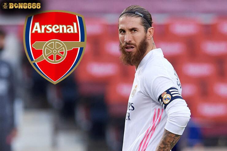 Ramos Từ Chối Lời Đề Nghị Của Arsenal
