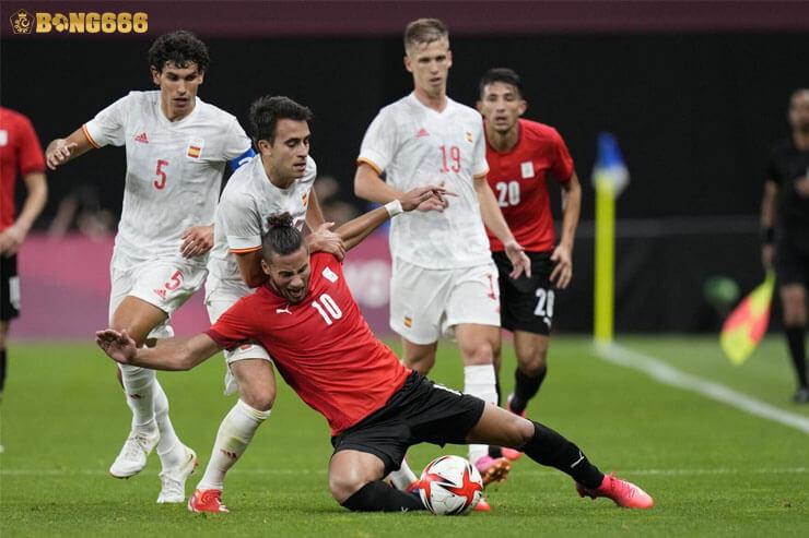 Tây Ban Nha có một mở đầu thất bại tại Olympic năm nay