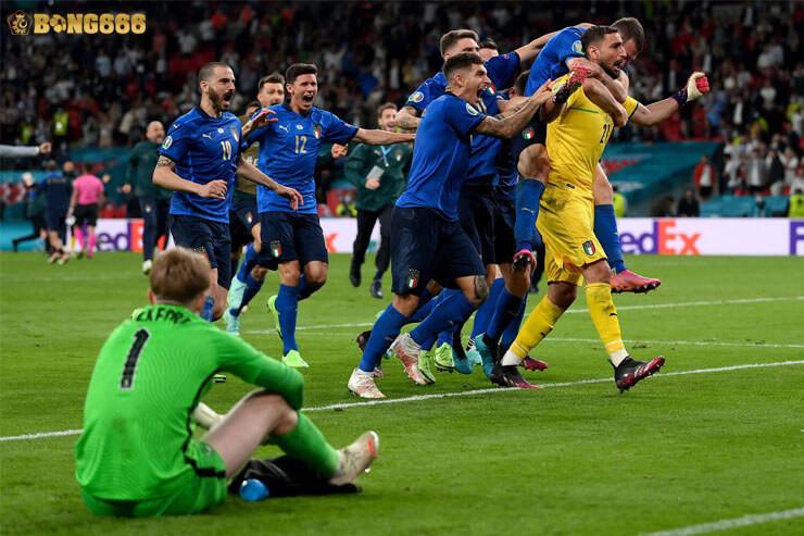 Đá luân lưu để phân thắng bại lại tiếp tục diễn ra tại chung kết Euro 2020
