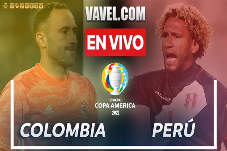 Soi kèo Colombia vs Peru