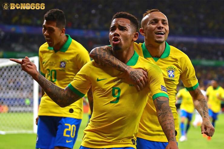 Nhận định kèo bán kết Brazil vs Peru Euro 2020