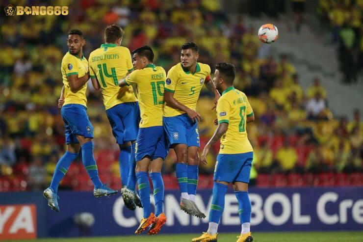 Soi kèo U23 Brazil vs U23 Đức Olympic 2021