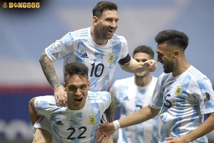 Dự đoán tỷ số chung kết Argentina vs Brazil