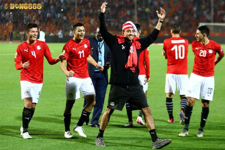 Cầm hòa Tây Ban Nha với tỷ số 0 – 0 là một điều mà Ai Cập không ngờ