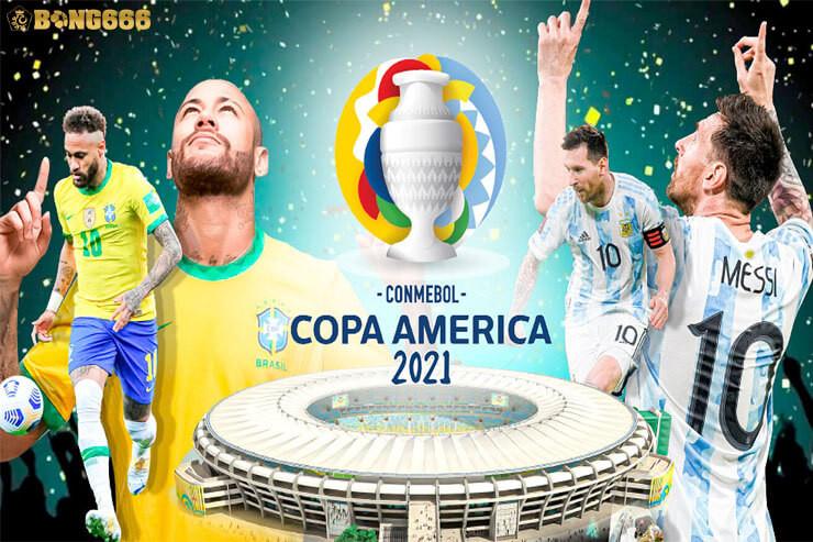 Nhận định kèo chung kết Argentina với Brazil