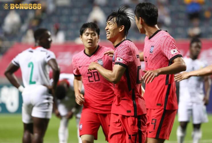 Nhận định U23 Hàn Quốc và U23 Mexico Olympic Tokyo 2021