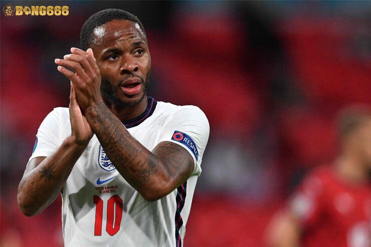 Cầu thủ xuất sắc nhất Euro 2020 - Sterling