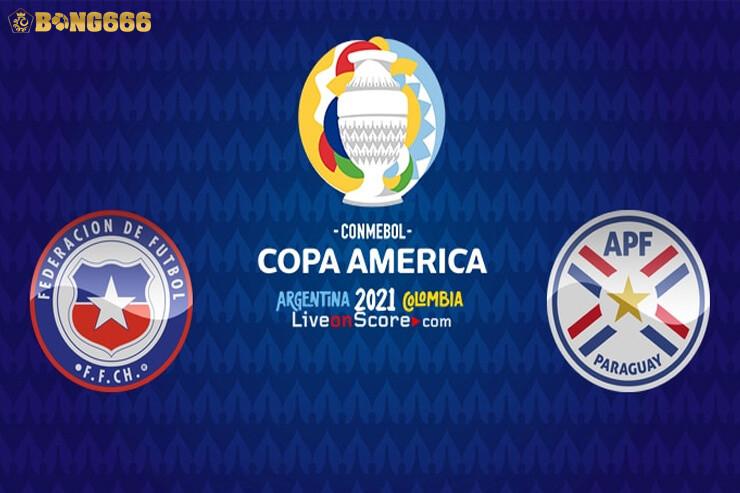 Dự đoán tỷ số giữa Chile với Paraguay