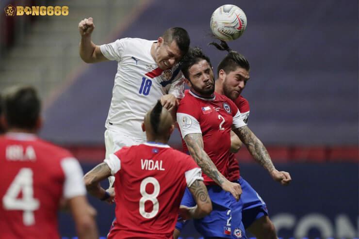 Nhận định kèo Brazil và Chile Copa America 2021