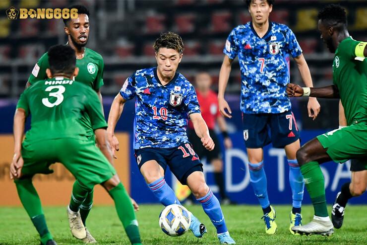 Soi kèo U23 Mexico và U23 Nhật Bản