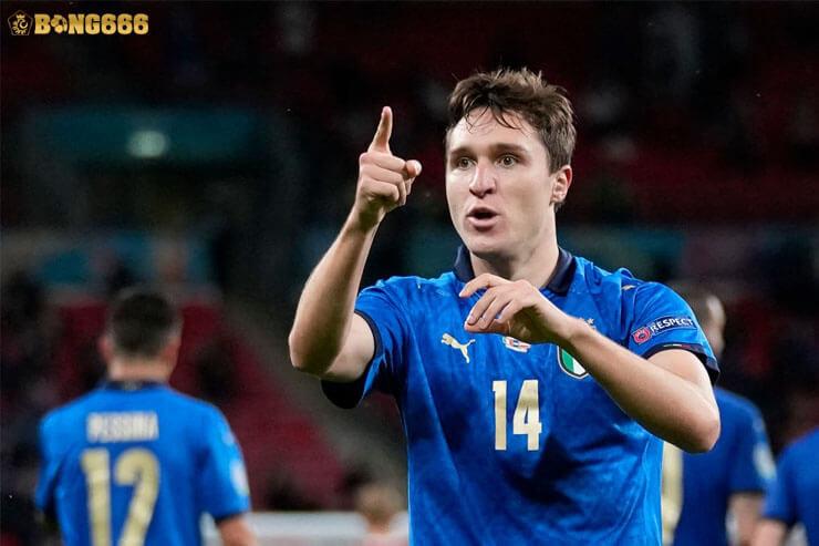 Italia - Đương kim vô địch Châu Âu 2020