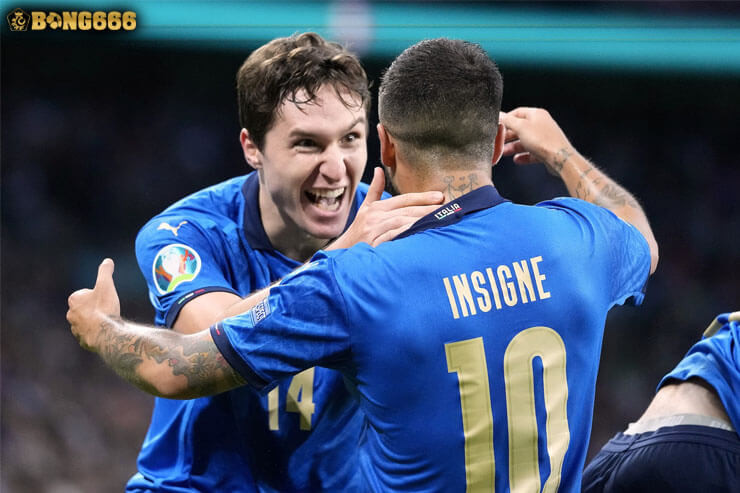 Phong độ của Italy trong trận bán kết