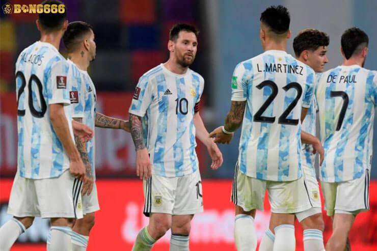 Nhận định kèo tứ kết Argentina vs Ecuador