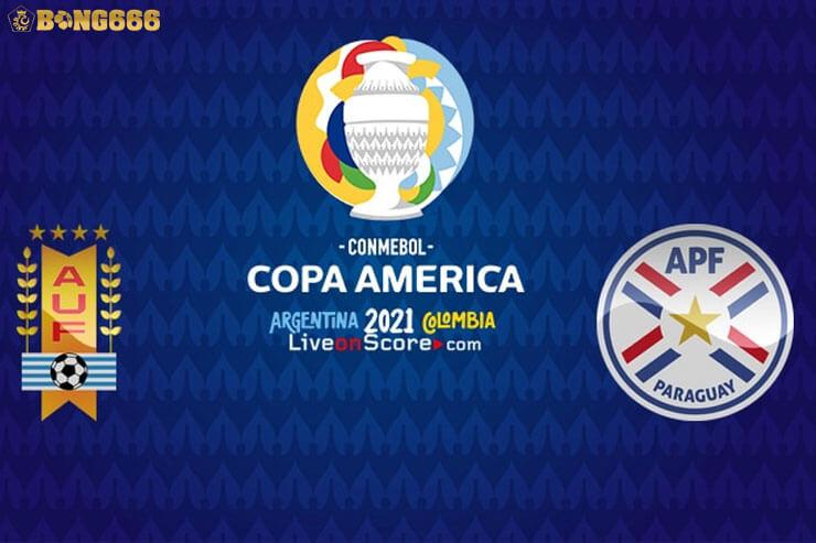 Soi kèo tỷ số Uruguay vs Paraguay