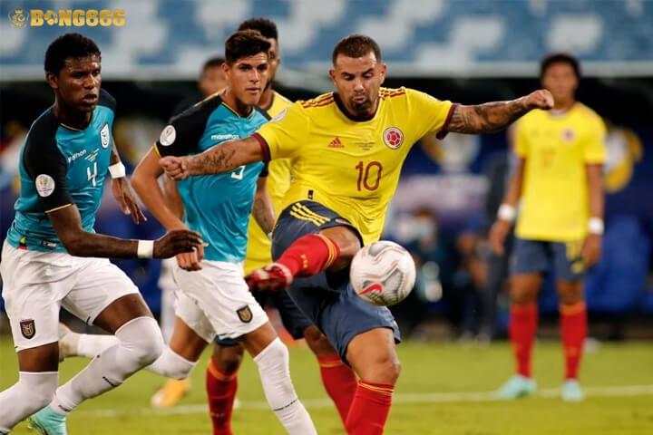 Nhận định Venezuela và Ecuador Copa America