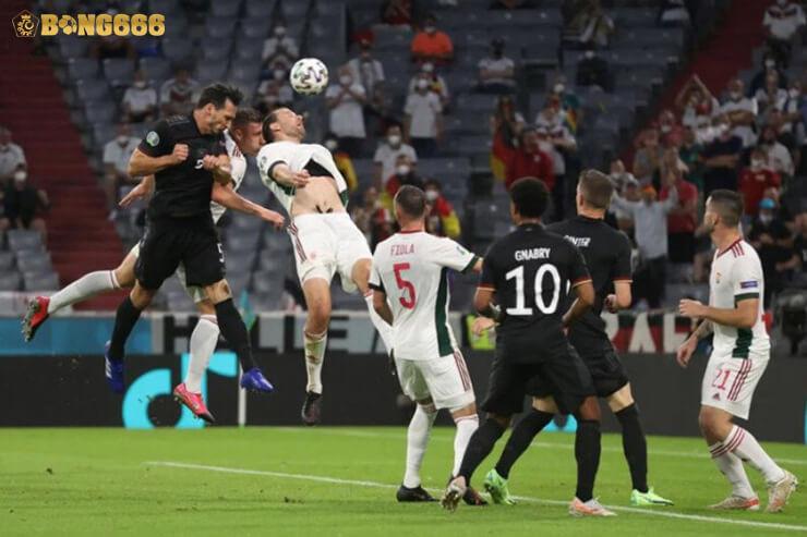 Hungary và Đức EURO 2020