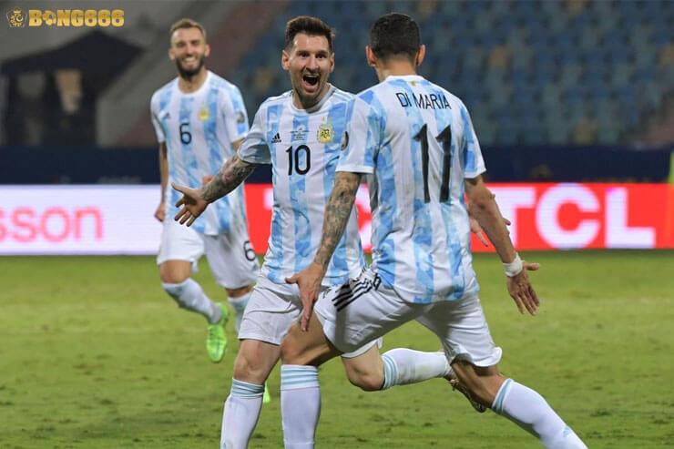 Nhận định kèo bán kết Argentina vs Colombia