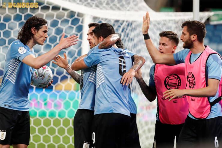 Nhận định kèo tứ kết Uruguay vs Colombia