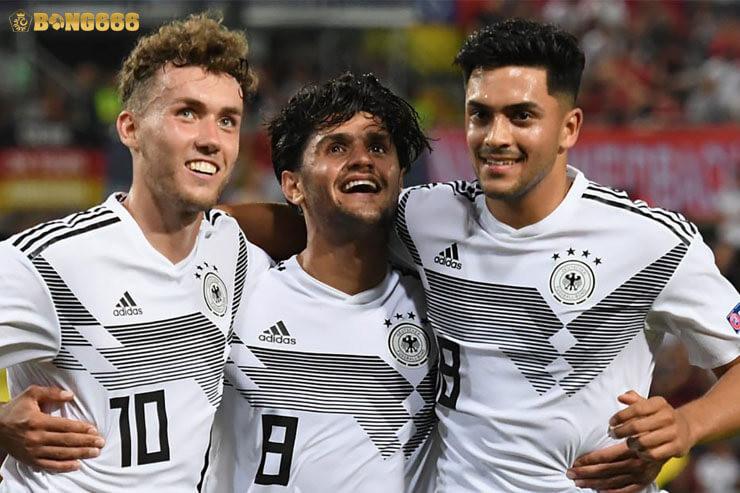 Soi kèo U23 Brazil vs U23 Đức Olympic 2020