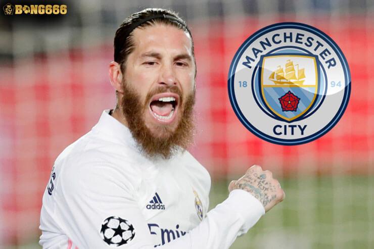 Tại Sao Ramos Từ Chối Lời Đề Nghị Của Arsenal Và Man City?