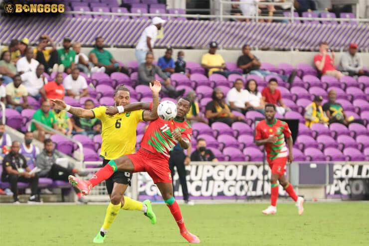 Soi Kèo Guadeloupe Vs Jamaica