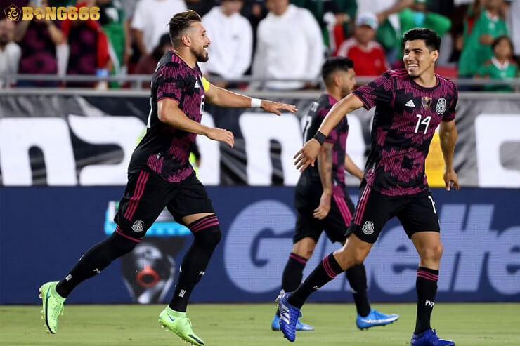Soi kèo Mexico và Honduras Gold Cup 2021