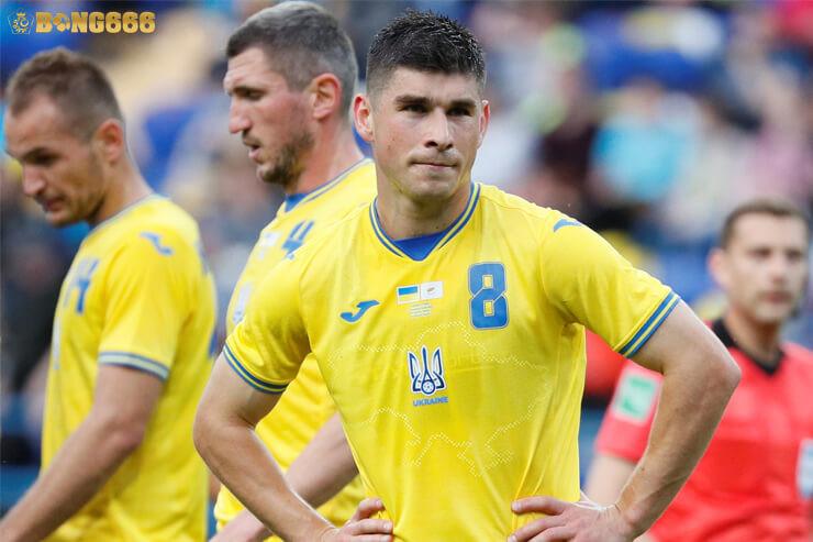 Euro 2020 Anh và Ukraina