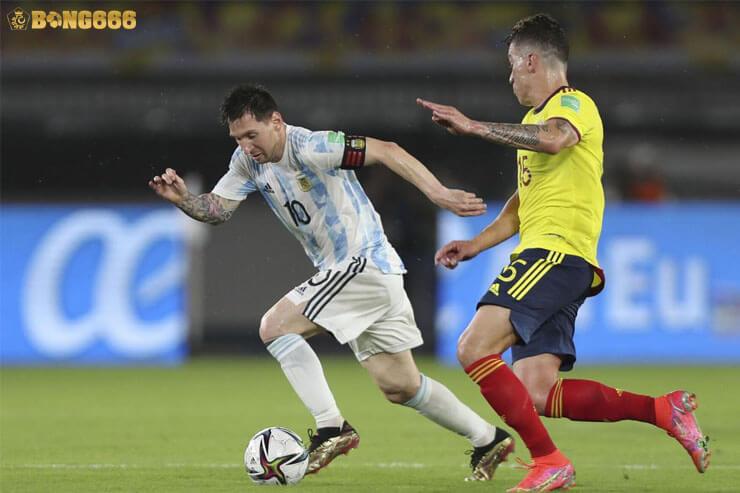 Dự đoán tỷ lệ kèo bán kết Argentina vs Colombia