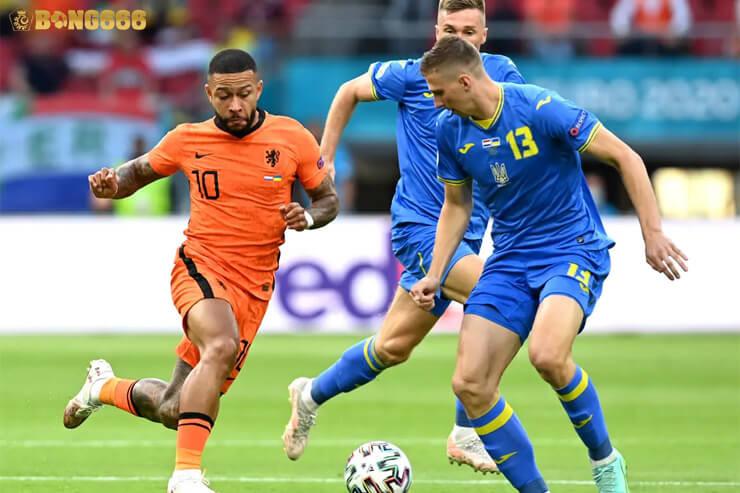 Ukraina và Hà Lan EURO 2020