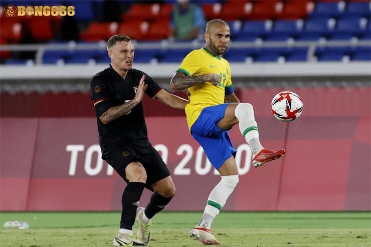 Soi kèo U23 Brazil vs U23 Ai Cập Olympic Tokyo 2021