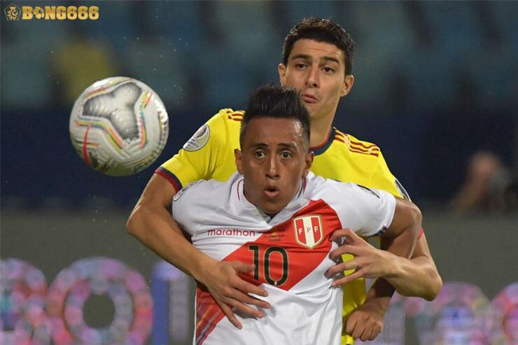 Dự đoán tỷ số giữa Colombia vs Peru