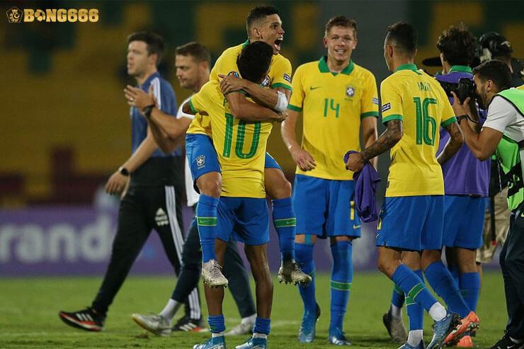 Dự đoán tỷ số U23 Brazil vs U23 Đức Olympic năm nay