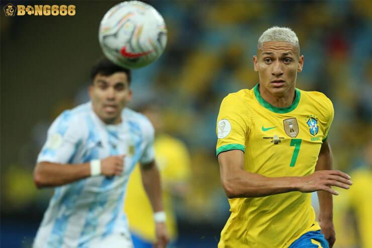 Brazil và bàn thắng không được công nhận