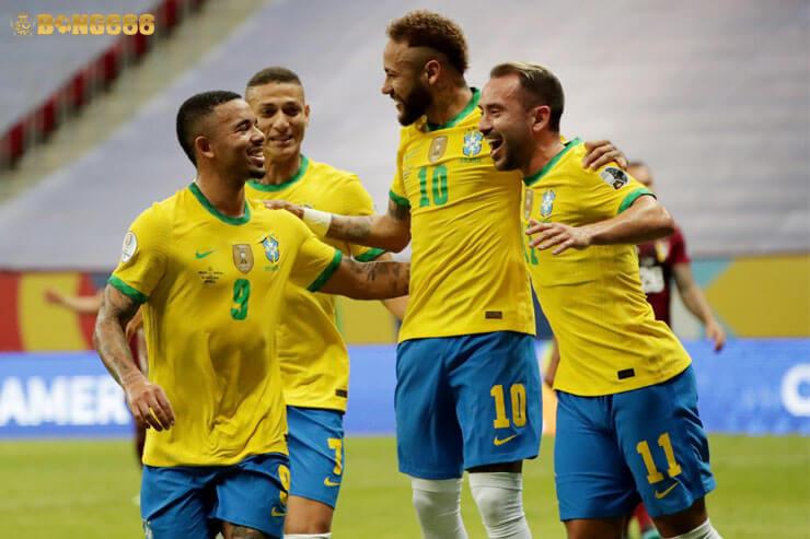 Soi kèo tứ kết Brazil và Chile Copa America