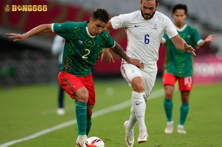 U23 Mexico - U23 Nhật Bản