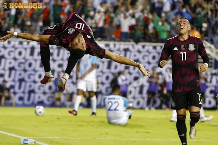 Dự đoán tỷ số Mexico và Honduras Gold Cup 2021