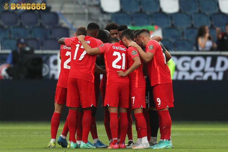 Dự đoán tỷ số tứ kết Costa Rica và Canada Gold Cup 2021