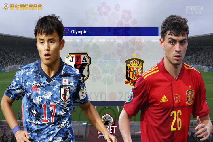 Soi kèo U23 Nhật Bản và U23 Tây Ban Nha