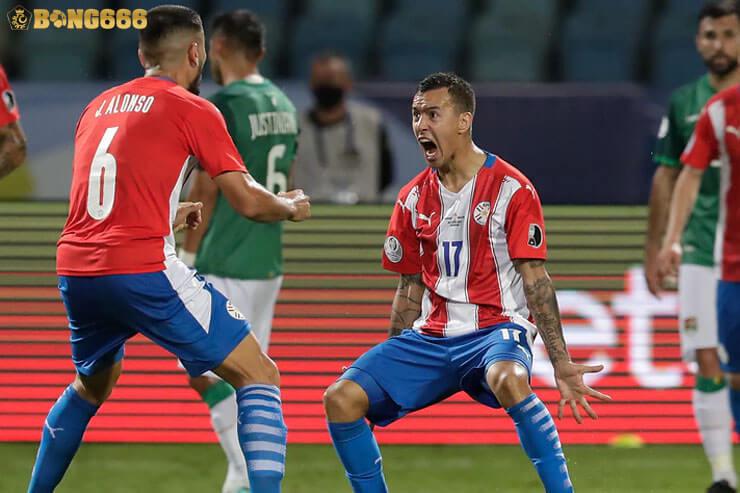 Nhận định kèo Peru vs Paraguay
