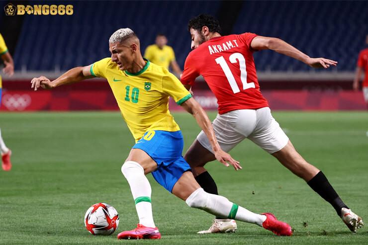 Nhận định U23 Brazil với U23 Mexico