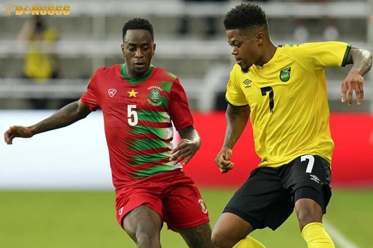 Soi kèo Suriname vs Guadeloupe