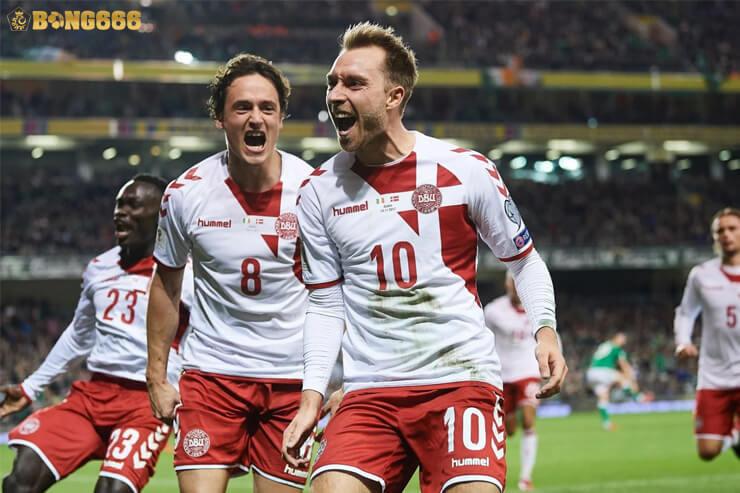 Euro 2020 Đan Mạch vs Cộng Hòa Séc