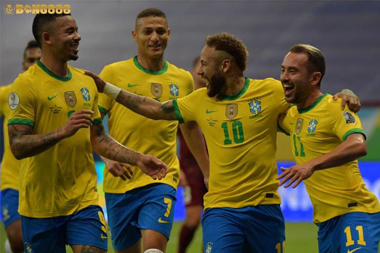Dự đoán tỷ số chung kết Argentina và Brazil