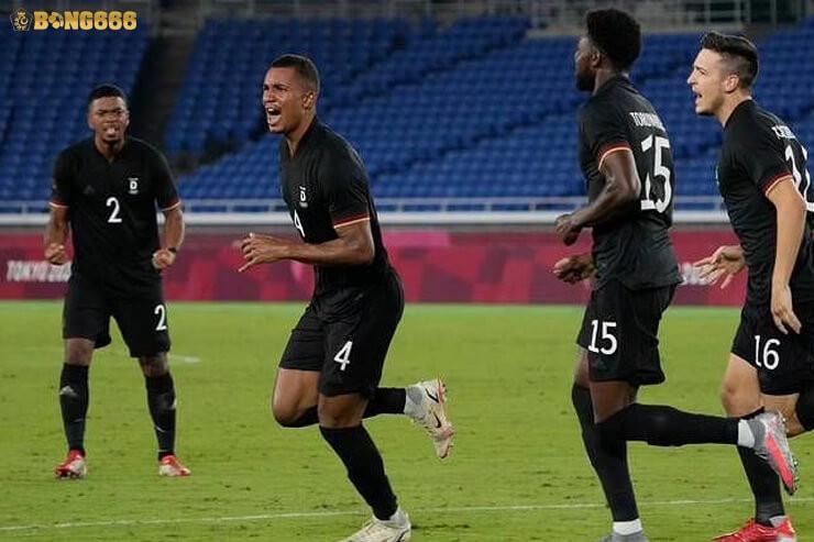 Nhận định U23 Đức và U23 Bờ Biển Ngà