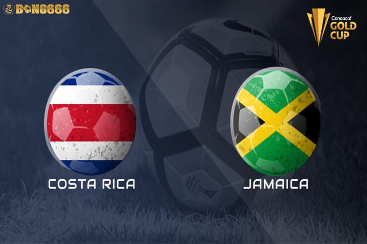 Dự đoán tỷ số Costa Rica vs Jamaica