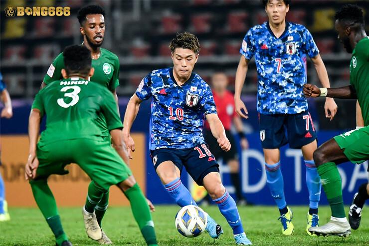 Soi kèo U23 Nhật Bản vs U23 New Zealand