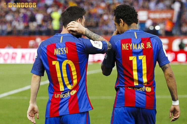"""Liệu """"Tình bạn giữa Neymar và Messi"""" liệu sẽ rạn nứt trong trận chung kết sắp đến?"""