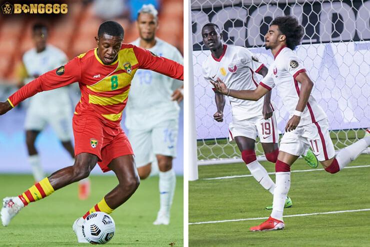 Dự đoán tỷ số Grenada vs Qatar Concacaf Gold Cup 2021